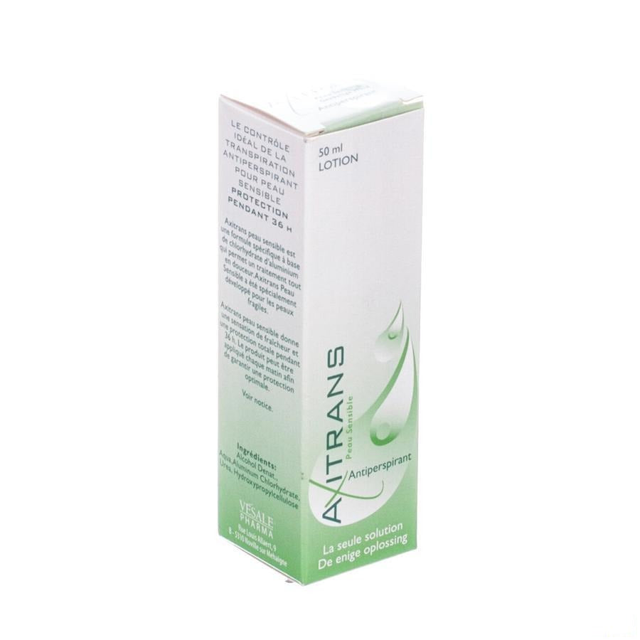 Axitrans Lotion Peau Sensible 50ml