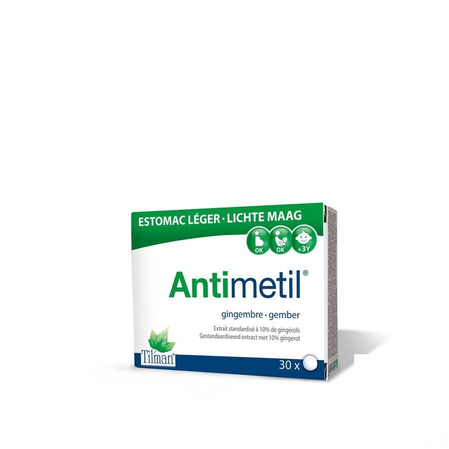Antimetil Comprimés 30