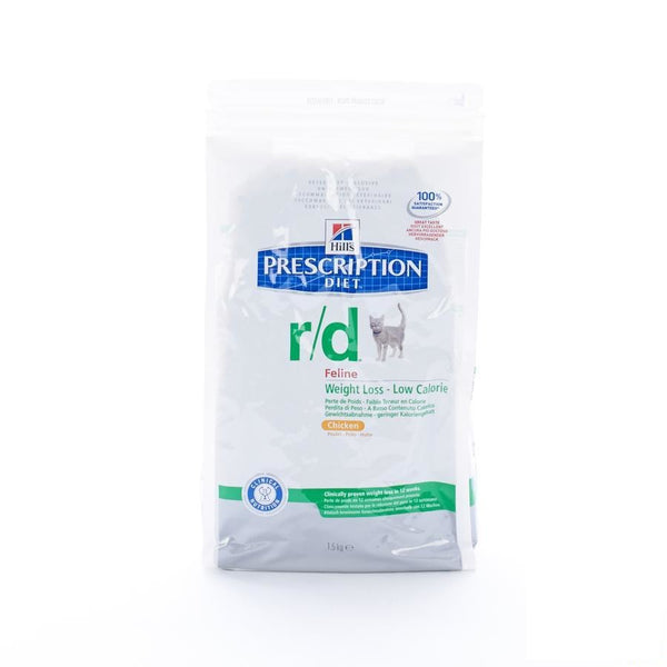 Hills Prescrip.diet Feline Rd 1 5Kg 8634M