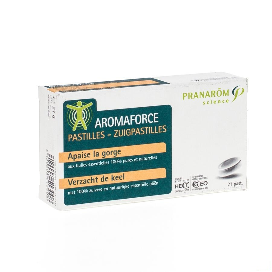 Aromaforce Past A Sucer Hle Ess Blister 3x7