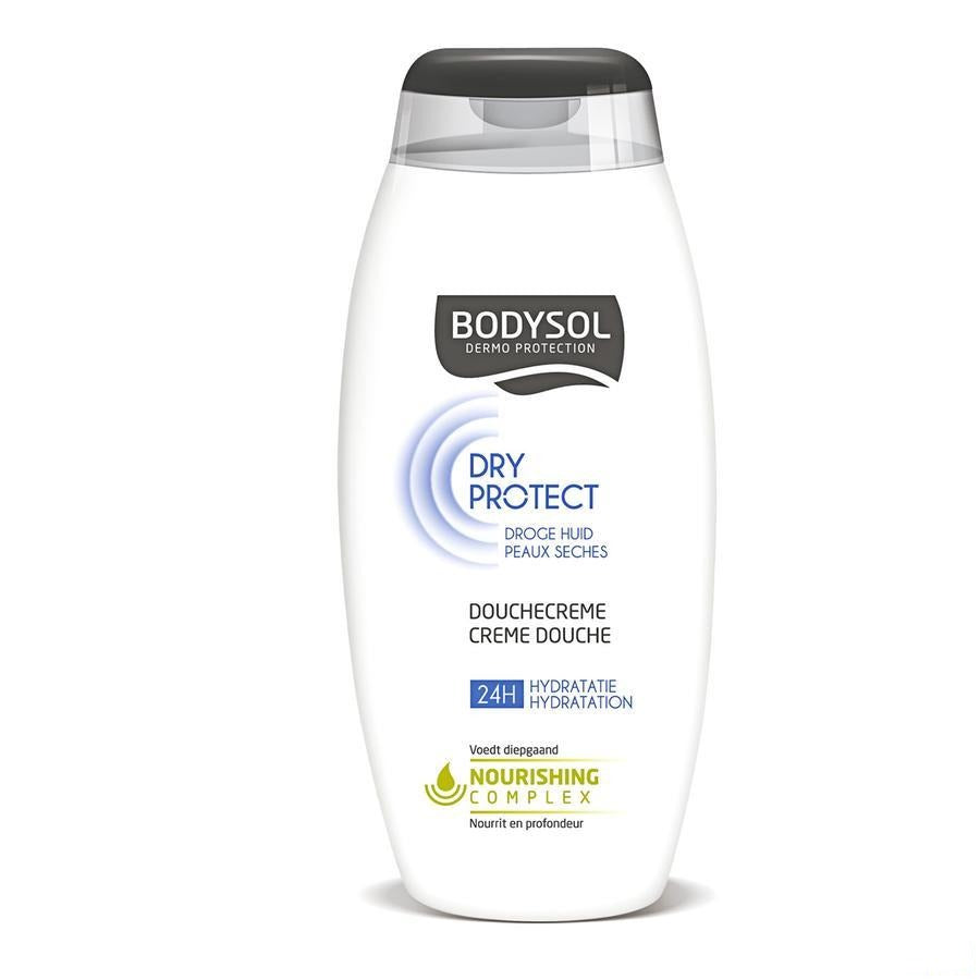 Bodysol Dry Creme Douche Nourishing 250ml