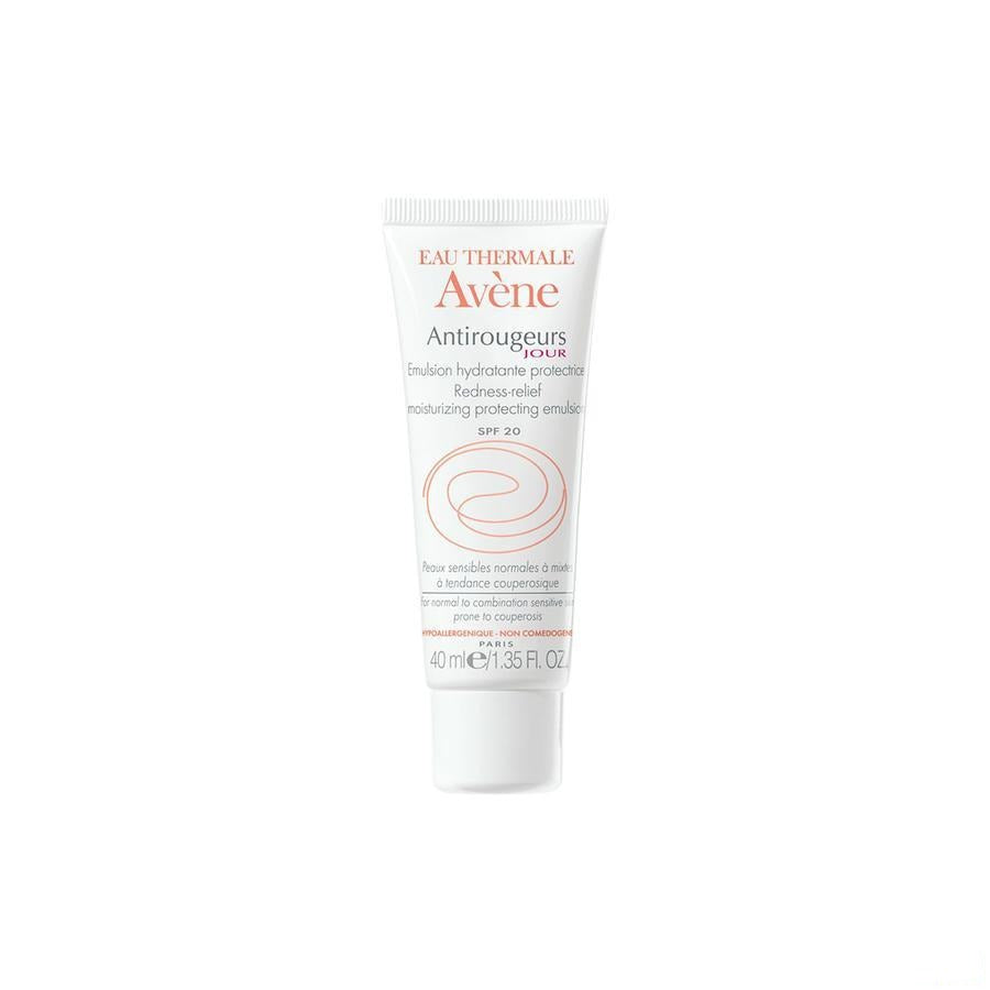 Avene Antirougeurs Jour Emulsion 40 Ml