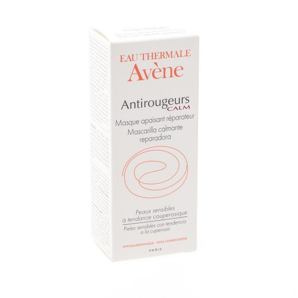 Avene Antirougeurs Calm Masque 50 Ml