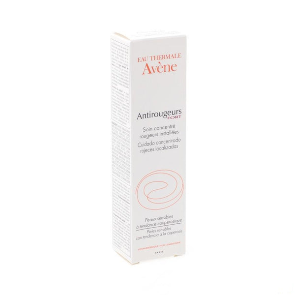 Avene Antirougeurs Fort Creme 30 Ml