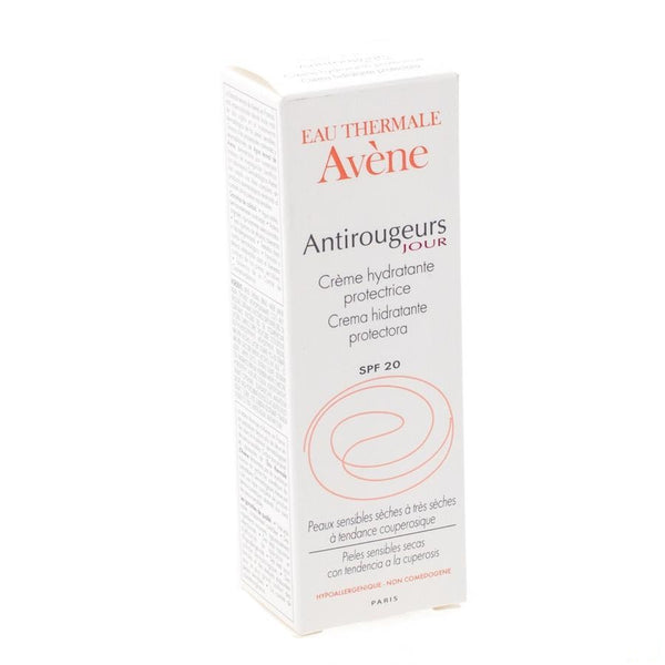 Avene Antirougeurs Jour Creme Hydra Protect. 40Ml