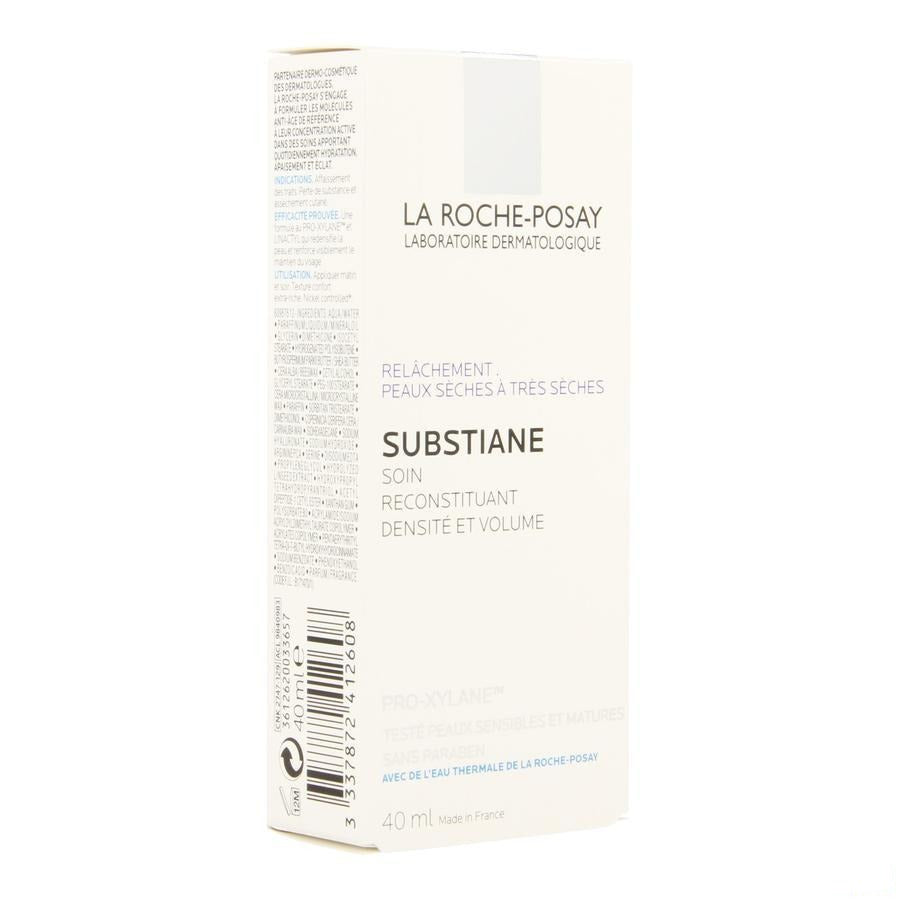 Lrp Substiane Extra Riche A/age 40 Ml