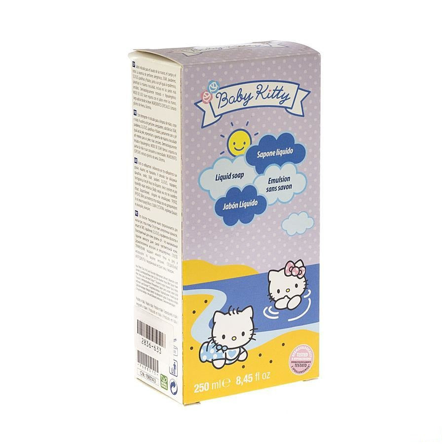 Hello Kitty Baby Savon Liquide 250ml