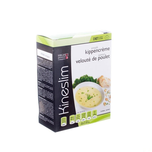 Kineslim Veloute Poulet Pdr Sach 4