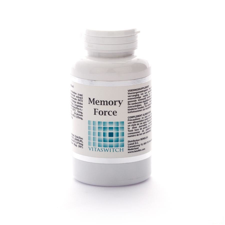 Memoryforce Capsules 60