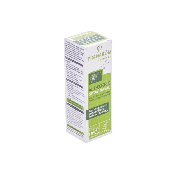 Allergoforce Spray Nasal Hle Ess 15Ml