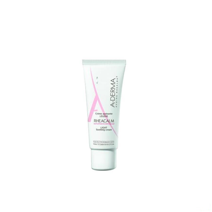 Aderma Rheacalm Cr Apaisante Legere Tube 40ml