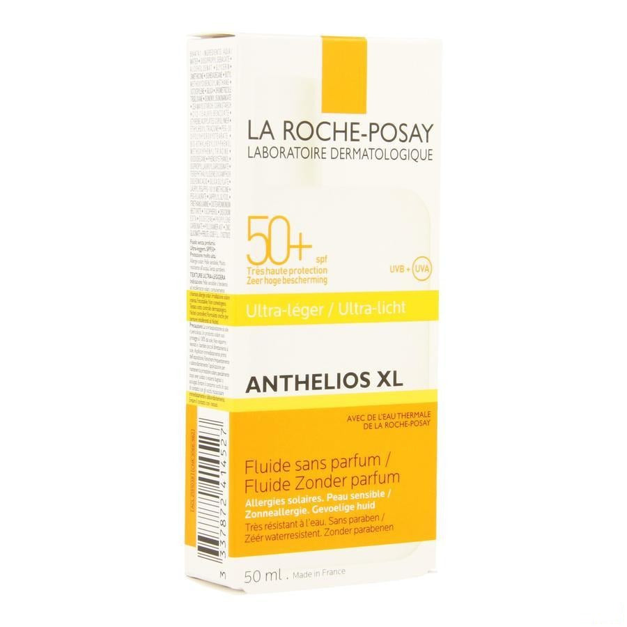Lrp Anthelios Xl Fluide Extreme Ip50+ 50ml