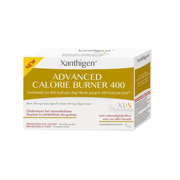 Xls Cure Xanthigen Softgels 90
