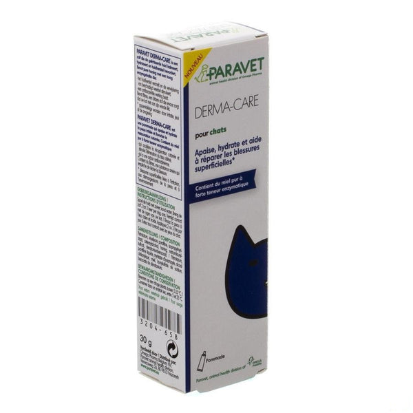 Paravet Derma-Care Chat 30G