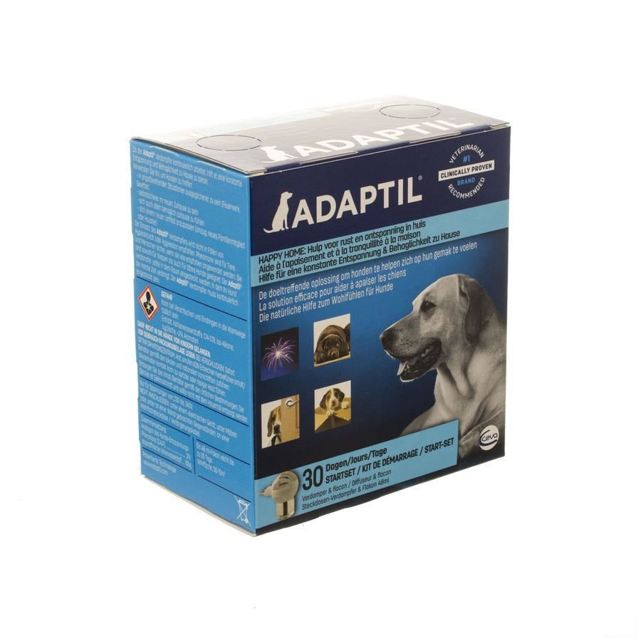 Adaptil Kit Demarrage Nieuwe Formule 1mois 48ml