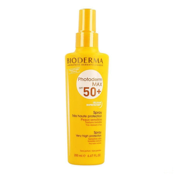 Bioderma Photoderm Max Spray Ip50+ 200Ml