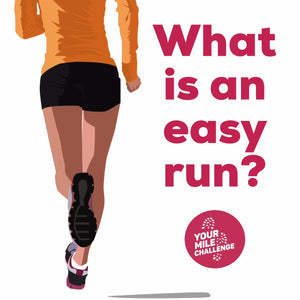 What is an easy run?