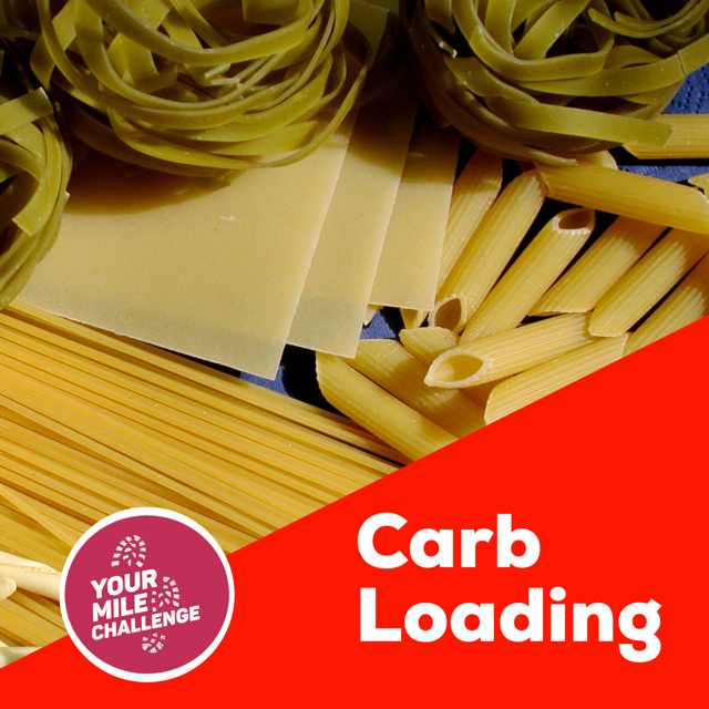 How do you Carb Load?