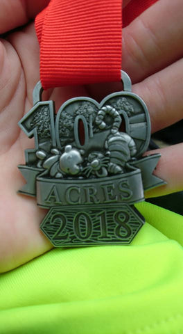 100 Acre Wood Medal