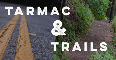 Tarmac & Trails from Your Mile Challenge