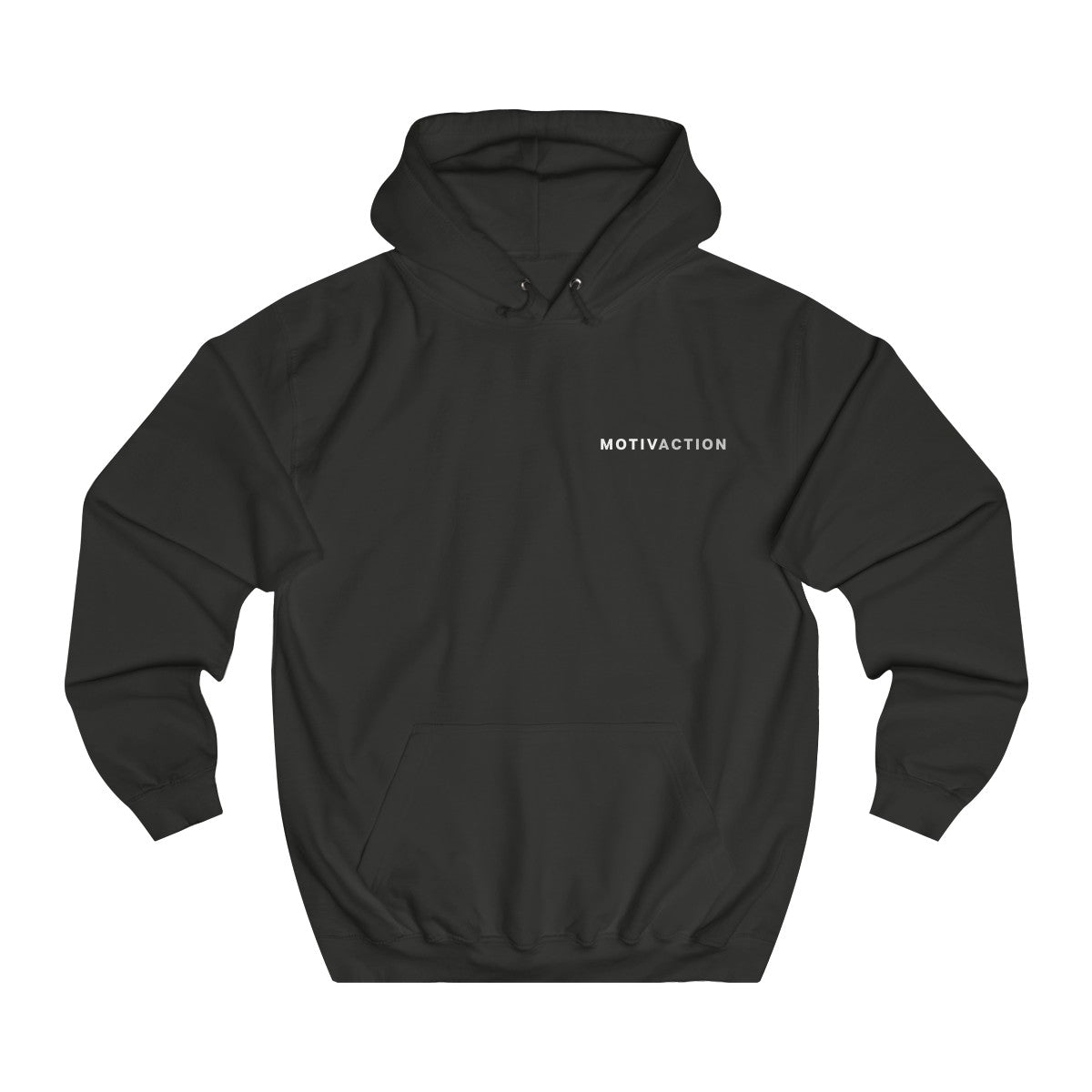 Motivation Comes From Action Hoodie