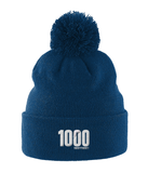 1000 miles or km challenge 2020 hat in petrol from your mile challenge