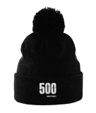 500 miles or km in 2020 Challenge hat in black from Your Mile Challenge