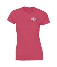 Your Mile 1000 in 2019 Ladies T-Shirt