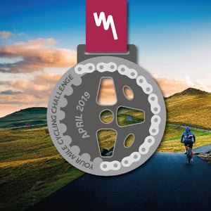 Your Mile April Cycling Challenge