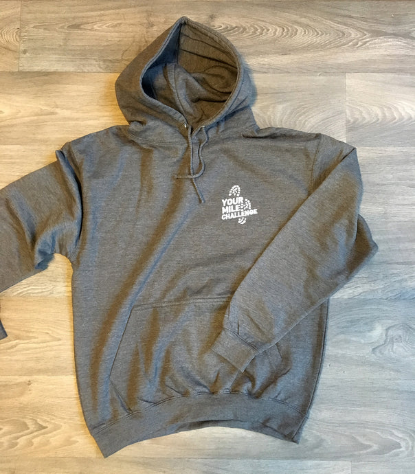 Your Mile Challenge Hoodie