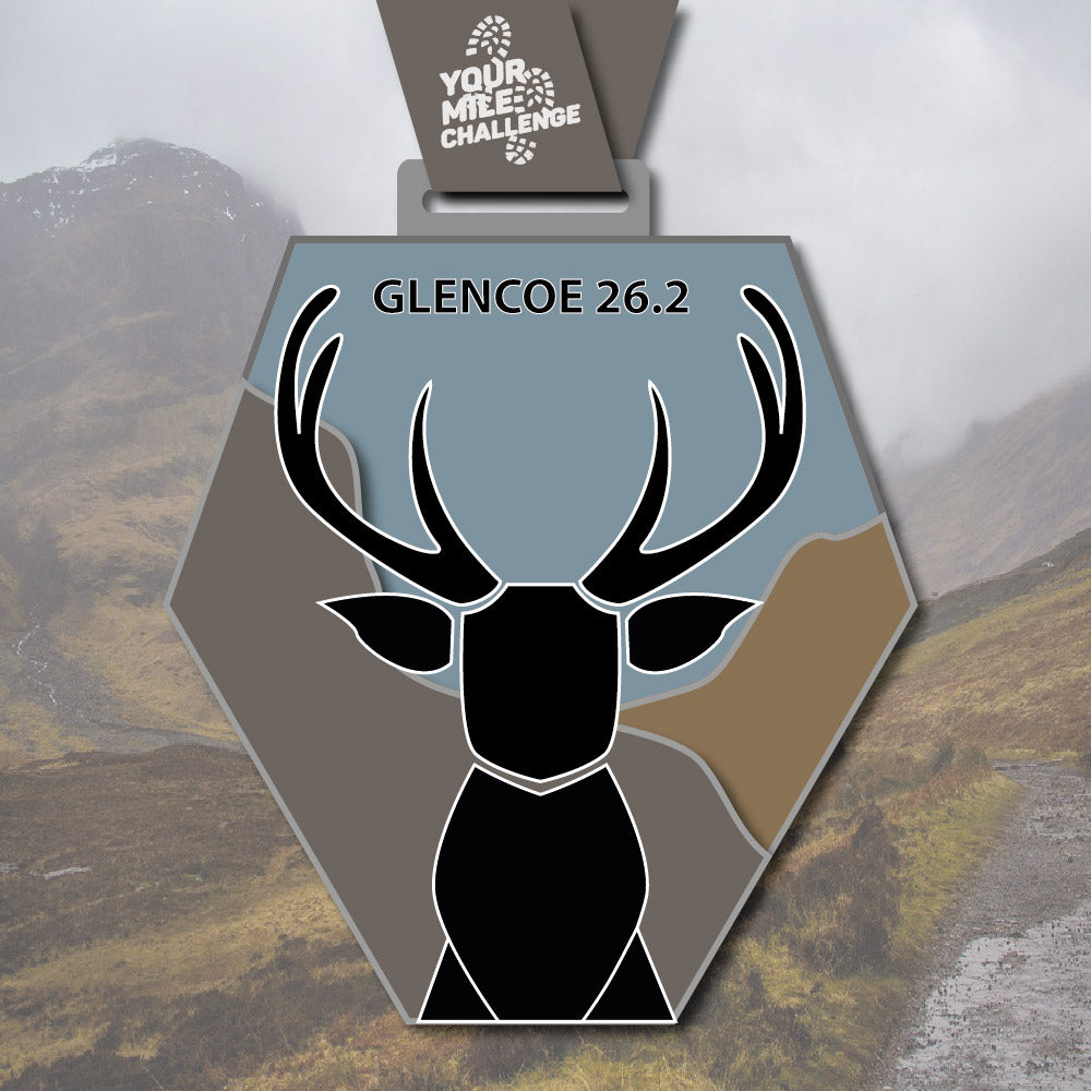 Glencoe 26.2mile Virtual Run