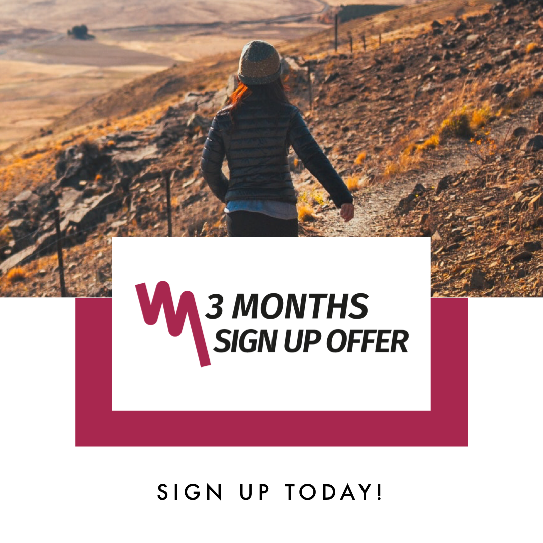 3 Month Sign Up Offer