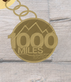 1000 Miles in 2019 Virtual Challenge