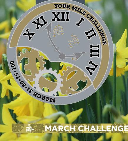 March Virtual Challenge