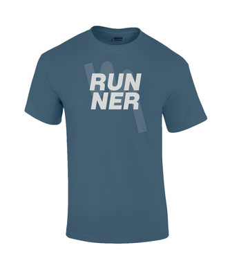 Mens RUNNER T-Shirt