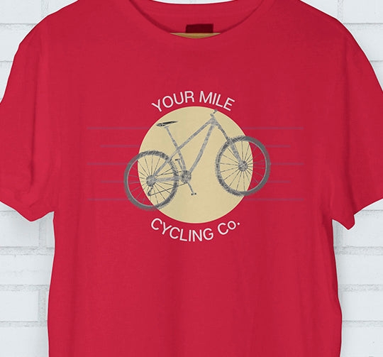 Your Mile Cycling Co. T-Shirt - Unisex Fit