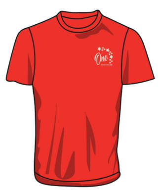 Limited Your Mile Challenge One T-Shirt - with FREE Shipping