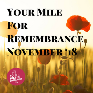 Your Mile for Remembrance
