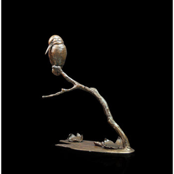 Autumn Breeze Kingfisher Limited Edition Solid Bronze Red Lobster Gallery