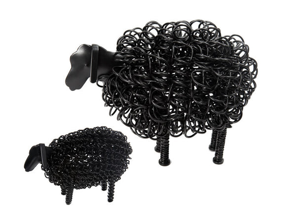 Black Wiggly Lamb