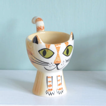 Cat Egg Cup Red Lobster Gallery