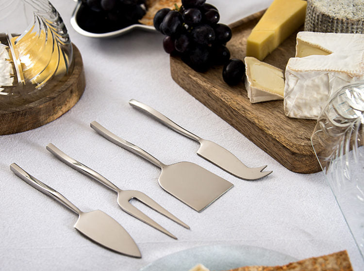 Cheese Knives | Set of 4