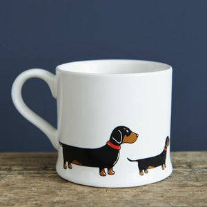 Dog Mug Dachshund By Red Lobster Gallery