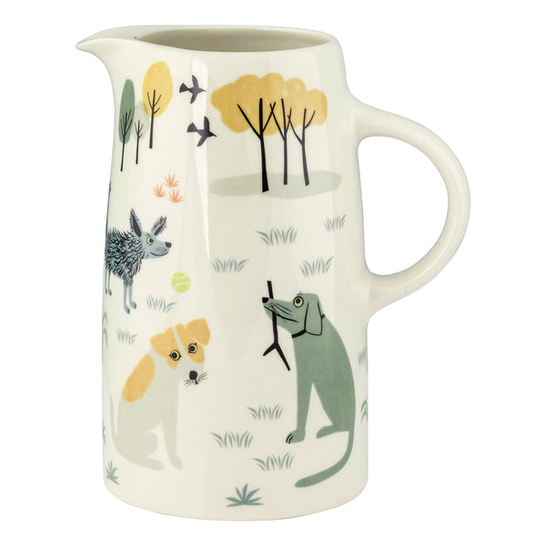 Dog Tall Jug