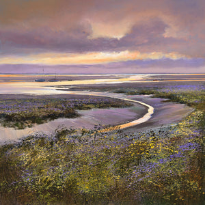 Michael Sanders | Dusk at Morston | Limited Edition Print | Free Shipping