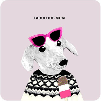 Fabulous Mum | Drinks Coaster