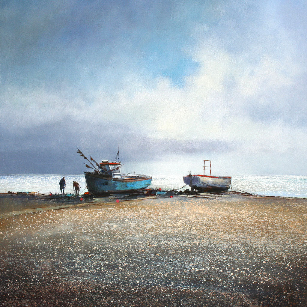Fishing Boats, Norfolk