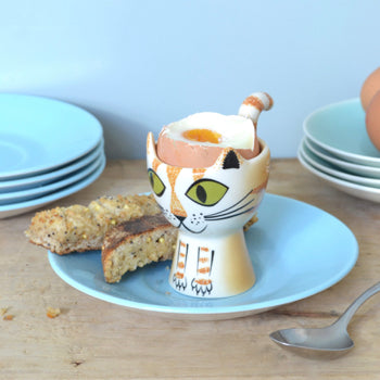 Ginger Cat Egg Cup Red Lobster Gallery