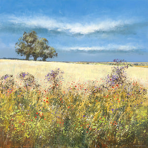 Hedgerow in Summer