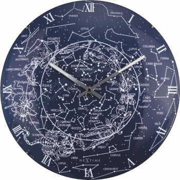Milky Way Dome Clock Face Red Lobster Gallery